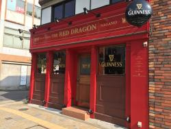 Public House the Red Dragon