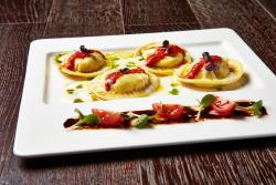 Delicious Ravioli at Lucca