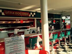 ‪Little Dog Diner‬