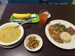 Restaurante Vegetariano Boulevard Sesamo