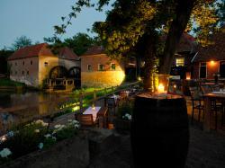 Singraven Restaurant Watermolen De