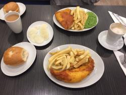 Blue Harbour Fish & Chips