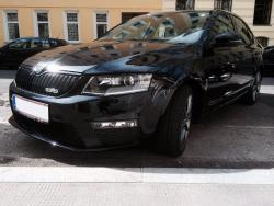 Skoda RS Sedan (1-3 passengers)