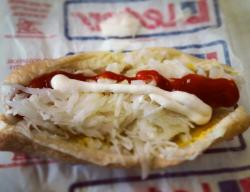 Decarie Hot Dog