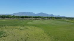 Torres Blanca looking better every day. Golfer today, fun course, great views and surrounding ar