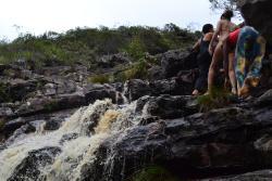 Cachoeira da Moça Loira