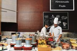 Latest Recipe - Le Meridien Bangkok