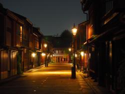 Higashichaya Old Town