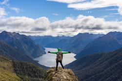Fiordland National Park (Te Wahipounamu)