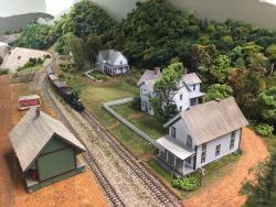 George L. Carter Railroad Museum