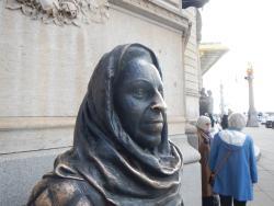 Margaret Krook Statue