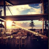 The Surfers Paradise Beach Cafe Pizzeria and Bar