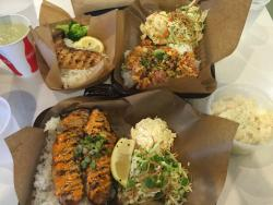 Nalu's Hawaiian Fish Grill