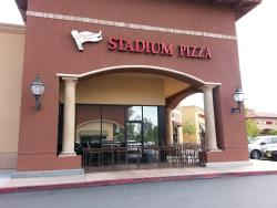 Stadium Pizza Wildomar