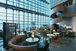 The Lounge - Shenzhen Marriott Hotel Nanshan