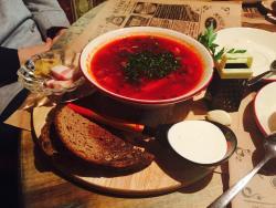 Myasnoye Cafe
