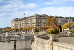 The Hotel de la Paix, a Ritz-Carlton partner hotel