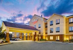 Fairfield Inn & Suites Lafayette South