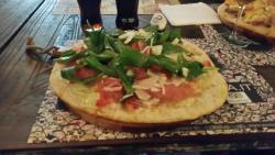 La pizza in padella woooooowwwww......