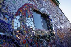 Mosaic Tile House