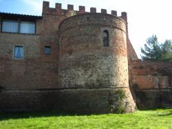Empoli. Torrione di Santa Brigida, progetto dei Da Sangallo (XV-XVI sec.)