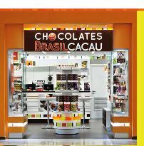 Chocolates Brasil Cacau - Loja Moraes Sales - Campinas - SP