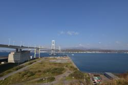 Hakucho Ohashi Bridge Observation Deck