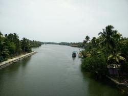 Not luxurious but romantic. This place is maintained by Kerala tourism department. AC and NON AC
