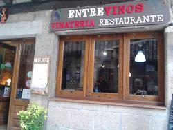 Restaurante Entrevinos y pigmentos