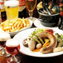 Belgian Brasserie Court Antwertp Six