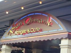 Son OsmanlI cafe