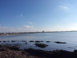 Saltcoats Beach