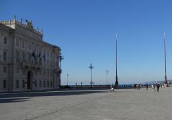 Palazzo del Lloyd Triestino (oggi della Giunta Regionale)