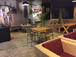 Kalsang AMA Cafe