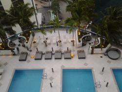 un lujo de hotel