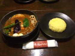 Asian Bar Ramai Hakodate Goryokaku
