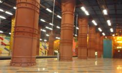 Olaias Metro Station