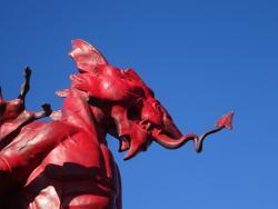 Welsh Memorial in Flanders Campaign