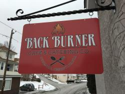 BackBurner Cafe & Catering Company