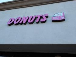 Thepinkbox Donutshop