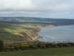 Robin Hood's Bay from Room 114