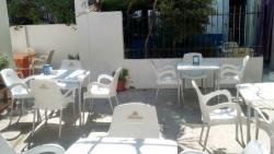 Nueva terraza del Jardín Secreto de Tanit.