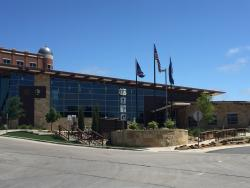 Chickasaw Visitor Center