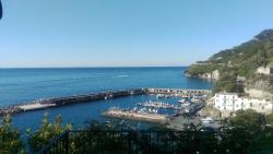 View from the terrace. Here you can have your breakfast :)