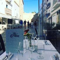 Restaurante La Plaza - Ibiza