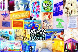 Map - Marseille & Pistes