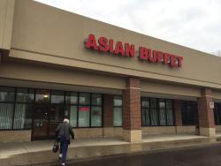 Asian Buffet & Sushi