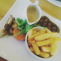 The Oysterfleet Bar and Restaurant
