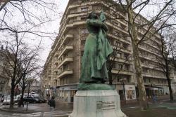 Statue La Sasson
