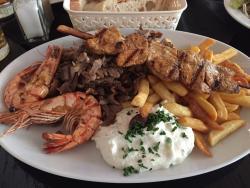 Griechisches Restaurant Perivoli bei Vasilis